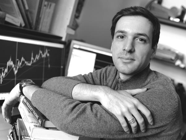 Sylvain MARCH - En Bourse